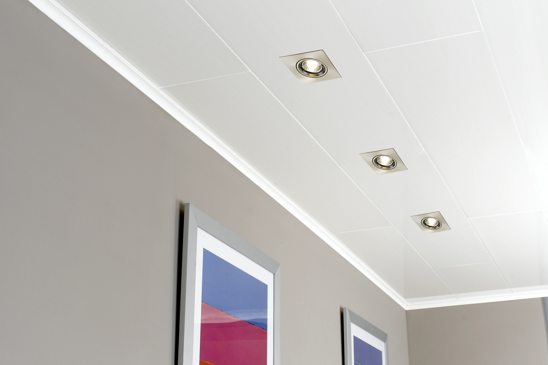 Wall And Ceiling Panels With Click System Clickable Pvc