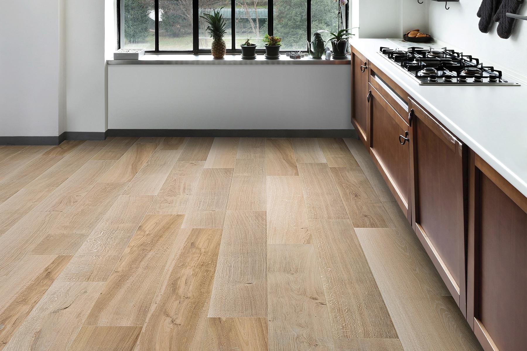 Waterproof PVC laminate flooring - water-resistant flooring ...
