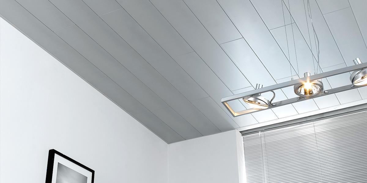 Dekorative PVC-Deckenpaneele - Kunststoff-Deckenplatten ...