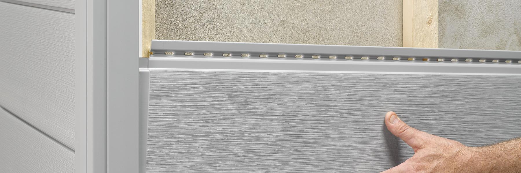Hervorragend Endbearbeitung PVC-Paneele - Zubehör - Spritzkleber - Profile PX15